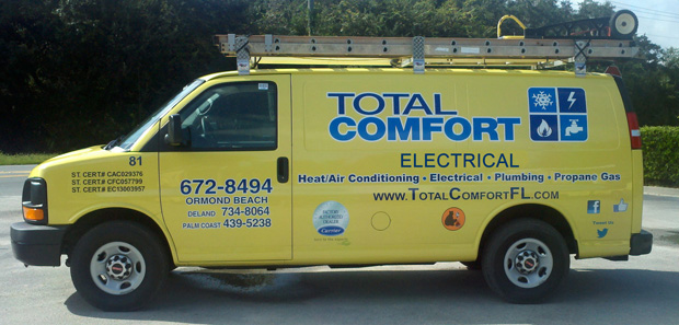 total comfort electrical service