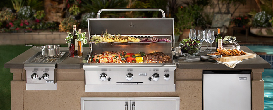 Ormond Beach Gas Grills By Total Comfort