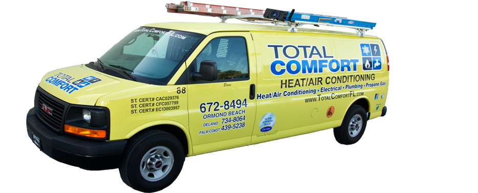 Ormond Beach Air Conditioning Maintenance And Repair From