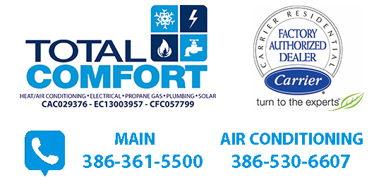 total comfort heating and air